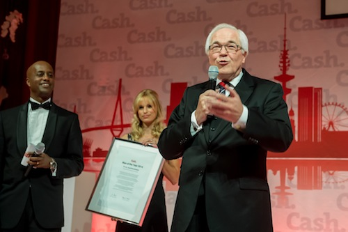 Moty in Cash.Gala 2014: Man of the Year