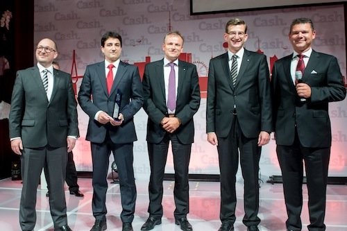 Gala-2 in And the winner is... – Financial Advisors Awards 2014 verliehen
