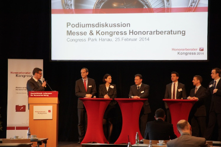 Honorarberatung: Neunter VDH-Kongress in Hanau