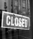 Closed-204 240-shutterstock 32057071-127x150 in Insolvenz: Aragon gibt MEG auf