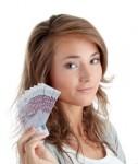"""Cashlady-127x150 in DIW: """"Spezielle Finanzprodukte für Frauen sinnlos"""""""