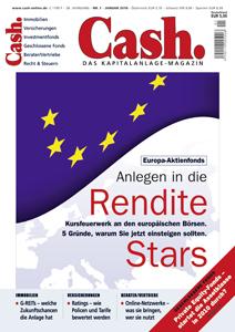 Cash 01 2010 72dpi RGB in Cash.-Ausgabe 1/2010