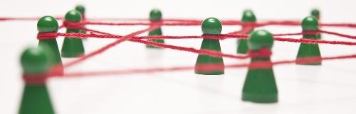 Vernetzen in Social Media: Werfen Sie Ihr Netz aus!