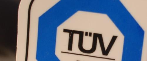 T V in Tüv-Siegel unter Beschuss - Vorwürfe sind unhaltbar