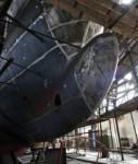 Schiffsbau-127x150 in Orderbuch weiter abgespeckt: Lloyd Fonds storniert zwei Container-Riesen
