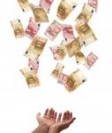 Euros-shutterstock 9356269-127x150 in Pioneer Investments: Vertrauensverlust bei Euro und Pfund