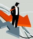 Verlust-abschwung-rote-Zahlen-minus-127x150 in Hedgefonds-Manager machen Minus