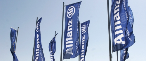 Allianz Flags3 in Milliardengewinn im Auftaktquartal: Allianz SE im Aufwind