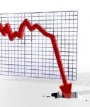 Pfeil-abwaerts-shutt 15719431-127x150 in Globale Immobilienperformance in 2009 gefallen
