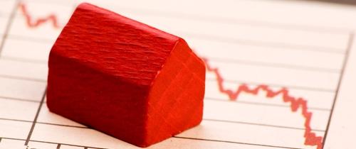 preisverfall hausmarkt immobilienpreise unter druck