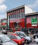 Das neue Fachmarktzentrum in Nordhorn