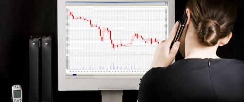 Aktien-verkaufen-absto En in BVI: Anleger schmeißen Aktienfonds aus den Depots