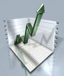 Arrow-up-shutterstock 1784924-127x150 in Pioneer Investments präferiert europäische Unternehmensanleihen