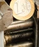 Euro-krise-klein in Umfrage: Bundesbürger haben Angst vor Euro-Aus