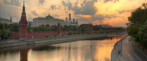 Kreml-moskau in Osteuropa: Festung im Finanzsturm?