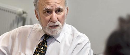 """Perry-j -kaufman in Hedgefonds-Legende Kaufman: """"Auf das Risiko kommt es an"""""""
