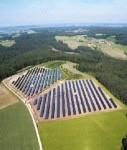 Solarkraftwerk Absberg ist eines der Fondsobjekte