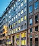 Das Fondsobjekt in der Rue Royale 138 in Brüssel