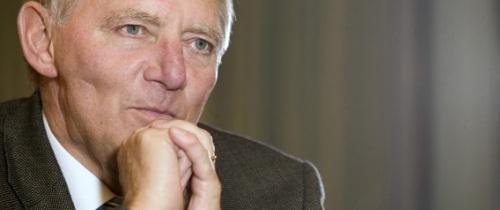 Sch Uble-topteaser in Regulierung: Schäuble-Pläne verschwinden in der Schublade