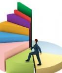 Absatz-klettern-Kuchen-127x150 in Umfrage: Makler erwarten Geschäftszuwächse