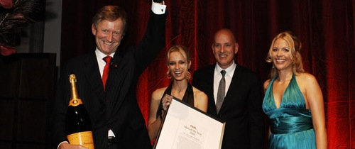 MotyCashGala2010 in Dr. Alexander Erdland ist Man of the Year 2010