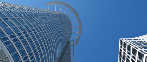 DZ Tower In Frankfurt Am Main in Finanzverbund gibt Vertrieb geschlossener Fonds ab