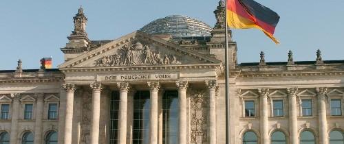 Reichstag Bundestag Berlin Politik