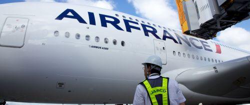Airbus-a380 in Dr. Peters finanziert siebten Airbus A380 für Air France