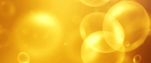 Goldblase in