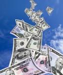 Dollar-Regen-127x150 in ETF-Vermögen auf Rekordstand