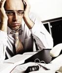 Stress Ausgebrannt