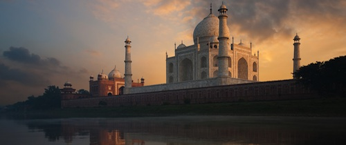 Taj-Mahal in Indienfonds: Gewinn am Ganges