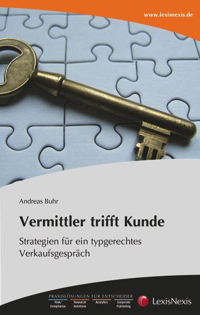 Vermittler-trifft-Kunde-Cover in Berater: Büchertipps für den Vertriebsalltag