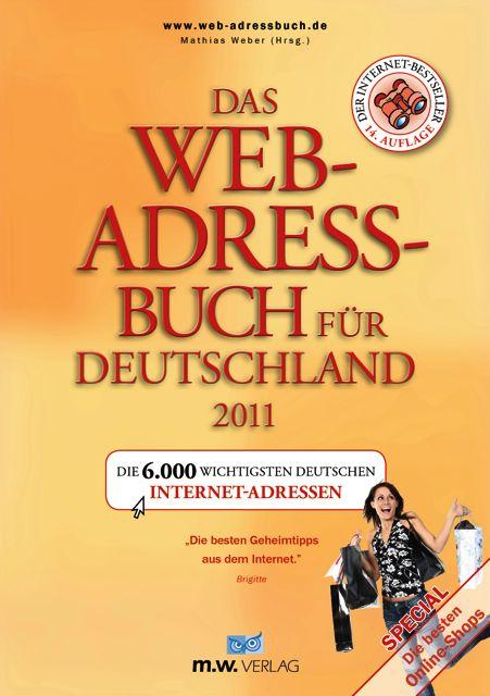 Webadressbuch-Cover1 in Berater: Büchertipps für den Vertriebsalltag