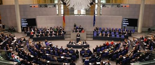 Bundestag-Teaser in Bundestag verabschiedet Neufassung des Mietrechts