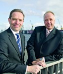 Richard Grube, Hermann Klughardt (v. li.), Sustainable Ship Invest