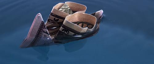 Dollar-schiff-sinkt-pleite-insolvenz in Debakel für BAC-Fonds: Chapter-11-Verfahren abgelehnt