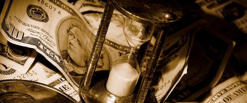 Sanduhr-geld in BAC erzielt außergerichtliche Einigung mit Wells Fargo