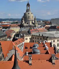 Dresden in Büroimmobilien-Studie: A-Standorte wesentlich krisenanfälliger als B-Standorte