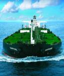 Der VLCC-Tanker DS Saphire aus dem Emissionshaus Dr. Peters