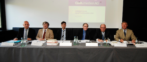 Cash Medien Ag
