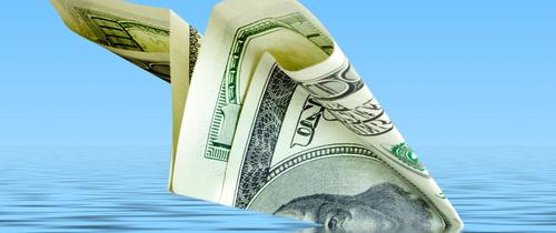 Us-dollar-pleite-crash in Kreditrating: Wenn die USA ihr drittes A verlieren