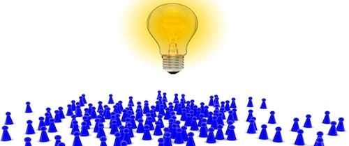 Crowdsourcing in Crowdsourcing: Frische Ideen von Kunden