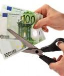 Geld-Schere-127x150 in Altersvorsorge: Mehrheit der Anleger berücksichtigt Inflation nicht