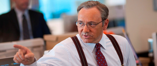 Spacey2 in Filmtipp: Der große Crash - Margin Call