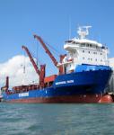 MS-Senda-J-127x150 in Oltmann und Reederei Jüngerhans bringen angekündigten Schwergutfrachter-Fonds