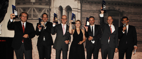 Preistraeger in Cash.Gala 2011: Von Siegern und Gewinnern