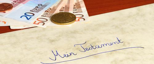 Testament-Erben in Erbschaftsplanung: Für alle Fälle gerüstet