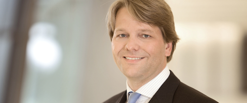 Christian Wede, Fidelity Worldwide Investment