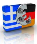 Griechenland-Deutschland-Euro1-127x150 in Reiche Griechen kaufen deutsches Betongold